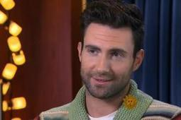 VIDEO: Adam Levine Talks Songwriting Insecurity & More on CBS SUNDAY ... - Broadway World | Social Change | Scoop.it