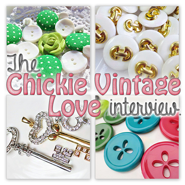 Interview: Stacy from Chickie Vintage Love   PKC Crochet   Scoop.it