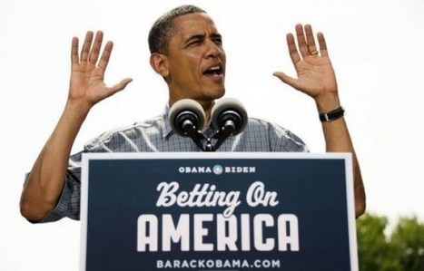 Wake Up, Book World: Obama's Amazon Visit Isn't Just Bad for Publishers and Bookstores | Read Ye, Read Ye | Scoop.it