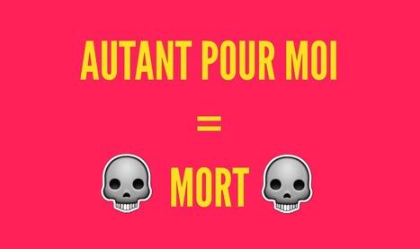 Top 10 des fautes de français qu'on fait tout le temps en étant convaincu que c'est juste | Grup Francès Educació d'Adults | Scoop.it