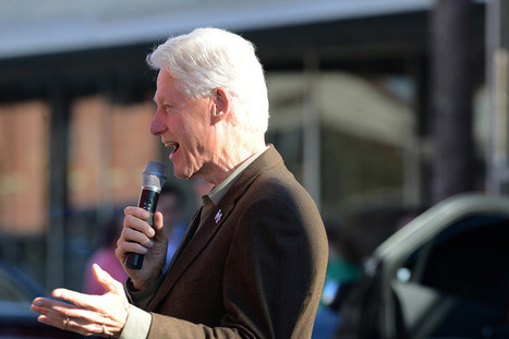 WikiLeaks memo exposes 'Bill Clinton Inc.' | Celebrity Culture and News... All things Hollywood | Scoop.it