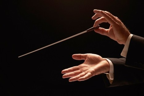 When It Comes to Managing, You're Best When You're Lead the Orchestra | Performance Project | Scoop.it