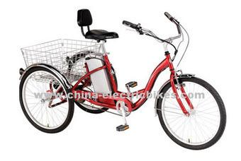 Flyhorse #electric #trike #bikes http://www.china-electricbikes.com/electric-tricycle/electric-trike-bikes.htm | 3 wheel tricycle | Scoop.it
