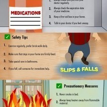Essential Safety Tips for Senior Citizens   Visual.ly   Personal Care at Home Inc. dba CrestHire.com   Scoop.it