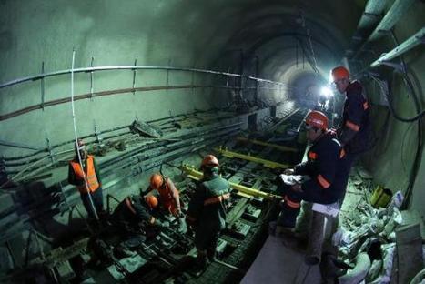 La Turquie ouvre un tunnel sous le Bosphore, reliant l'Asie à l'Europe | Ouverture sur le monde | Scoop.it