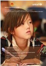 Action Research on Mother Tongue-Based Bilingual Education in Vietnam | MTB-MLE Network | Action Research | Scoop.it