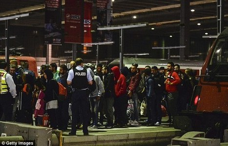 Migrants 'attack pensioners who stood up for a woman on Munich subway' | Vince Tracy Podcasts and Information | Scoop.it