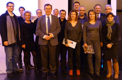 Les Grands Prix du Club de la Presse Haute Normandie  2012 | Rouen | Scoop.it