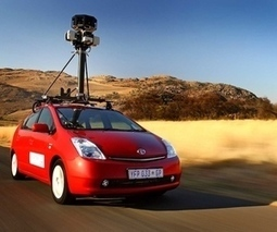 Google Street View arrives in its 50th country, now covers more than 5 million miles | Nerd Vittles Daily Dump | Scoop.it