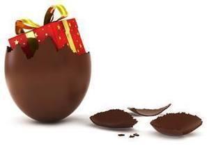 Cosa vorresti trovare nell'uovo di Pasqua oggi? | Io scrivo, leggo, bloggo, racconto, recensisco | Scoop.it