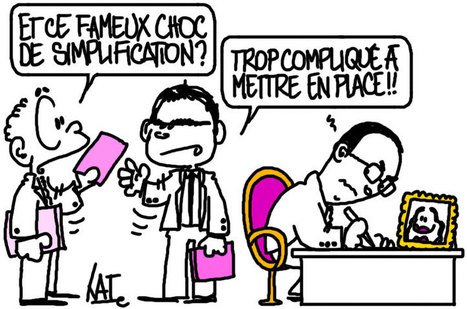 Choc de simplification | Baie d'humour | Scoop.it