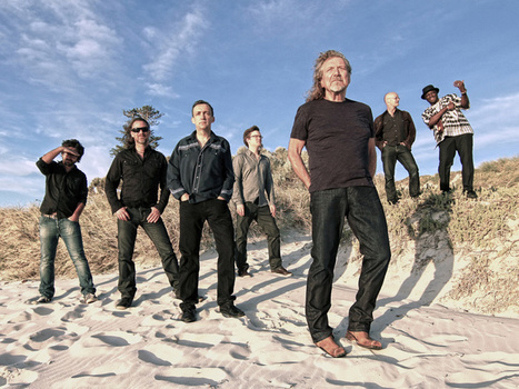 2013 NORTH AMERICAN TOUR DATES – ROBERT PLANT PRESENTS THE SENSATIONAL SPACE SHIFTERS « Robert Plant – Official Website | The Blues | Scoop.it