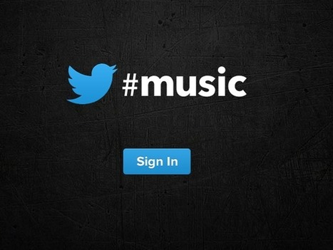 Twitter Set to Launch Trending #Music Site | Social Media Today | Awesome ReScoops | Scoop.it