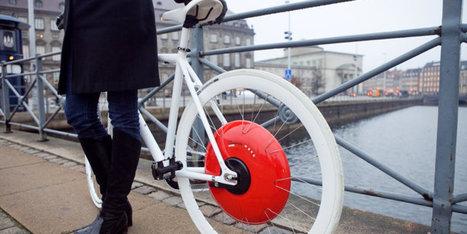 Si instalas esta rueda en tu bici, las cuestas serán pan comido (VÍDEO) | btt mantenimiento | Scoop.it