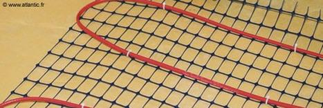 Le plancher rayonnant basse température pour une chaleur douce | Conseil construction de maison | Scoop.it
