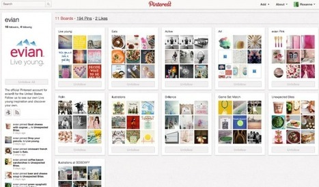 10 French brands you'll find on Pinterest | Tout ce que j'aime | Scoop.it