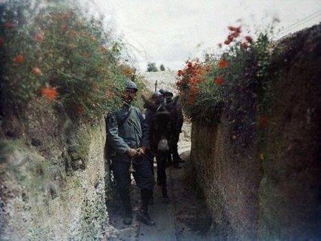 Photographes au Front quand le reporter de guerre est sorti des ... - Francetv info | Journalistes de guerre | Scoop.it