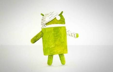 Olhar Digital: Reset do Android não apaga totalmente seus dados, alerta Avast | Ética e segurança na web | Scoop.it