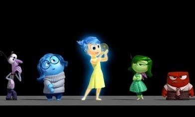 Inside Out trailer: Pixar loots its own back catalogue for 'major emotion picture' | LVI Film | Scoop.it