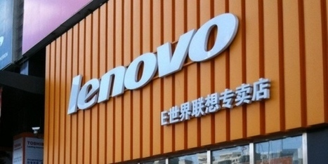 Marché des ordinateurs: Lenovo tire son épingle du jeu | Actus Lenovo France | Scoop.it