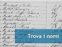 Antenati : Trova i Nomi | Généal'italie | Scoop.it