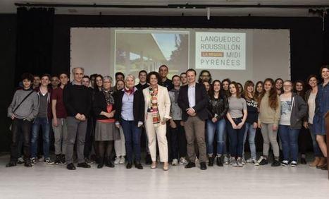 RODILHAN Prix Méditerranée des Lycéens 2016 : Baptiste Beaulieu à l'honneur - Objectif Gard | LR livre et lecture dans les médias | Scoop.it