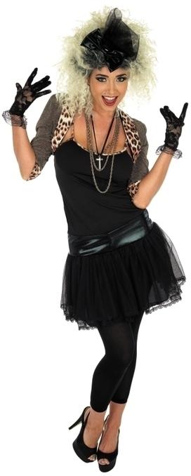 Ladies Madonna Like A Virgin Fancy Dress Costume   Fancy Dress Ideas   Scoop.it