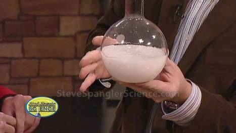Crystal Growing - Cool Science Experiment | Experimentos asombrosos | Scoop.it