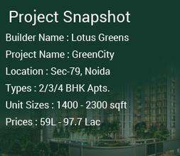 Lotus Greens Sports City Noida, Call @ +91-9810179291 | Lotus Arena New project Sec 79 in Noida | Scoop.it