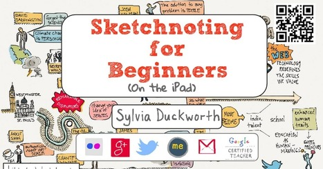 Sketchnoting for Beginners | Graphic Coaching | Scoop.it