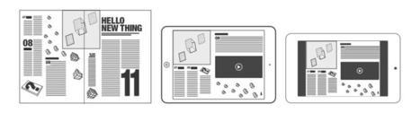 L'expérience utilisateur–lecteur : le cas du magazine numérique ... | UX - Ergonomie | Scoop.it
