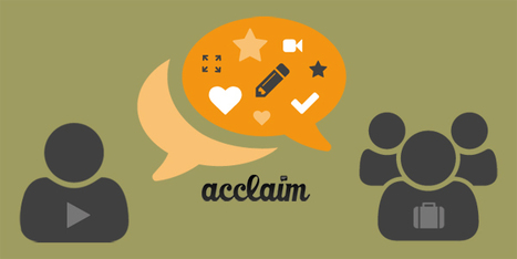 Sharing videos with your crew just got easier: Acclaim is now open to everyone :) | Branding with social media | Scoop.it