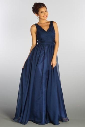 Rent Long V Neck Chiffon Bridesmaids Dresses Online | Rent the Dress | Bridesmaid Dresses | Scoop.it