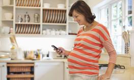 Une grossesse sans stress grâce à son smartphone - Se coacher - 20minutes.fr | News e-santé | Scoop.it