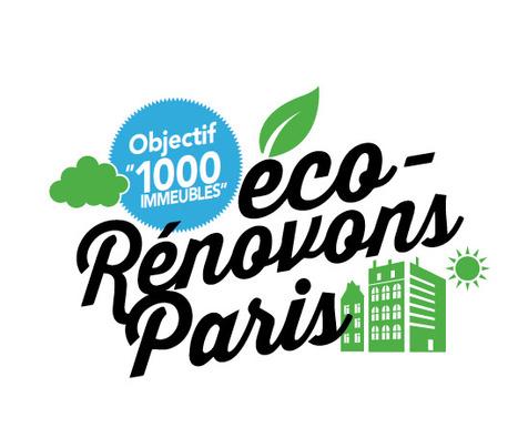 La Ville de Paris lance le programme Eco-Rénovons Paris | Acteurs de la transition énergétique | Scoop.it