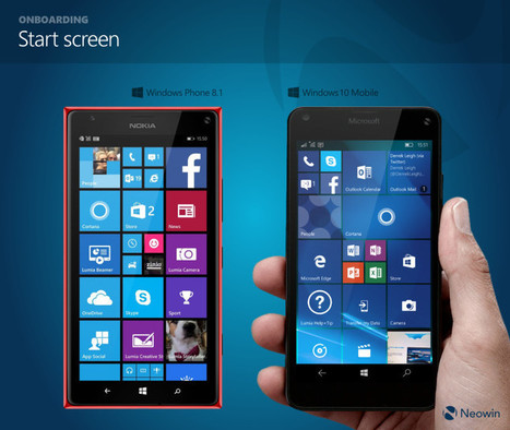 In pictures: Comparing Windows Phone 8.1 and Windows 10 Mobile, side by side | Windows Phone - CompuSpace | Scoop.it
