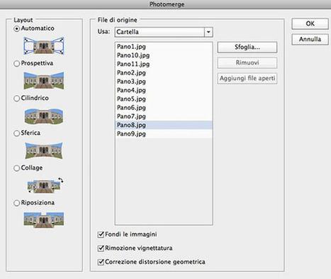 Unire automaticamente le immagini: photomerge e riempi in base al contenuto. | Digital publishing and printing | Scoop.it