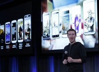 Facebook lanceert nieuwe smartphonetoepassing | ICT showcases | Scoop.it