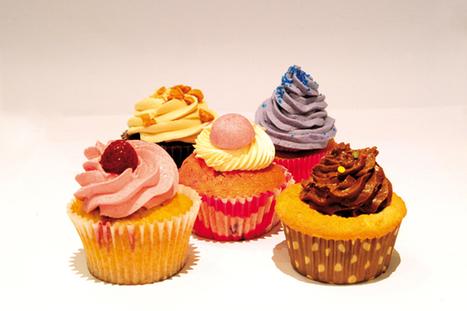 Gastronomie les meilleurs cupcakes de lyon - restaurants/gastronomie - Tribune de Lyon | Gastronomie | Scoop.it