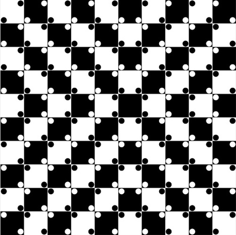 An Illusion That'll Make Your Eyes Bulge | The brain and illusions | Scoop.it