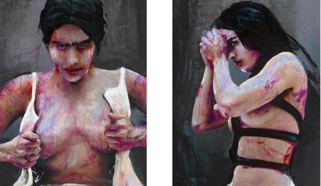 #Arte: Cabellut, la artista nacional más cotizada del mundo | Reflejos | Scoop.it