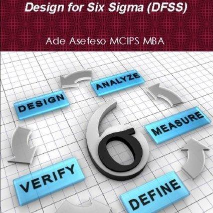 Design For Six Sigma (DFSS)   Audiobooks   Scoop.it