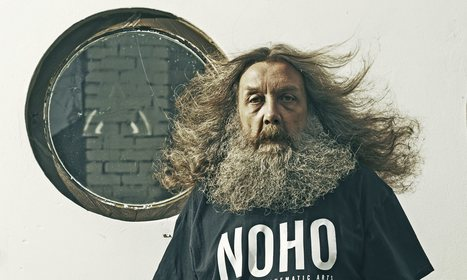 Superheroes a 'cultural catastrophe', says comics guru Alan Moore | Cultural stuff | Scoop.it
