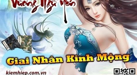 Khai mở server Vương Ngữ Yên Kiếp hiệp truyện kỳ | quảng cáo google | Scoop.it
