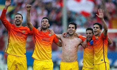 A sense of anticlimax but Barcelona still deserve their La Liga title | AC Affairs | Scoop.it