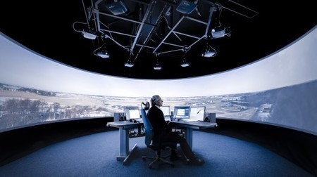"""World's first remote air traffic control tower to open in Sweden 