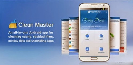 Clean Master - Free Optimizer v5.4.1 build 50411432 | Android Apps | Scoop.it