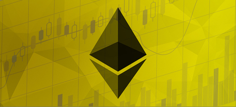 Ethereum Now Second Biggest Cryptocurrency as Market Cap Reaches $200m | cross pond high tech | Scoop.it