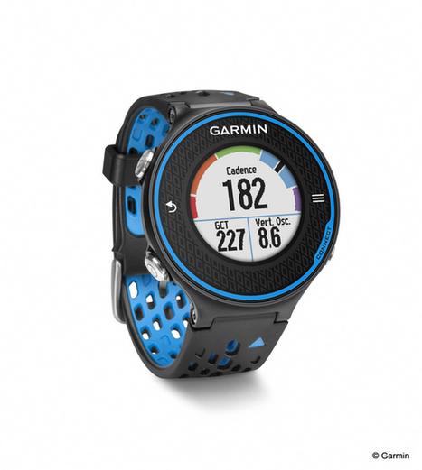 Garmin Forerunner 620 et 220 : deux nouveaux GPS running - Lepape-info | le Running : courses et équipement | Scoop.it