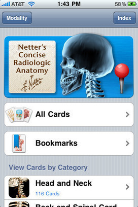 Netter's Concise Radiologic Anatomy - Medical Apps | Medical Applications | Scoop.it